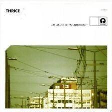 "THRICE ""THE ARTIST AND THE AMBULANCE"" CD NEUWARE"