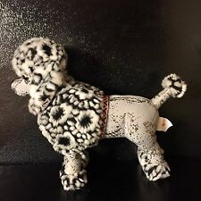 "FuzzyNation Poodle ""Nanucki"" Limited Edition Dog Fuzzy Nation. EUC"