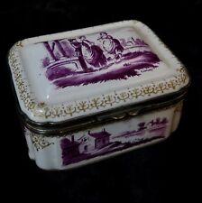 Vintage 19th Century French Trinket Box