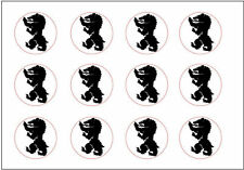 Royal Knight Rampant Bear Heraldry Blazon Arms War COA Seal Rubber Stamp Battle