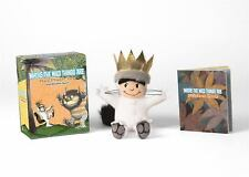 Where the Wild Things are: Max Plush Toy and Sticker Book by Running Press