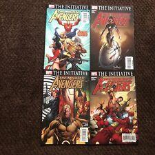 Mighty Avengers (2007) - Marvel - #1 - 4 - Initiative