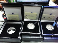 Malaysia Pandu Puteri , Muzium & BNM Single Silver Proof Coin same series no.150