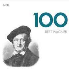 100 BEST WAGNER 6 CD NEU OPER RICHARD WAGNER