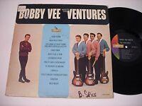 Bobby Vee Meets the Ventures 1963 Mono LP VG++