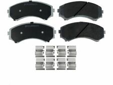 For 2002-2003 Isuzu Rodeo Sport Disc Brake Pad and Hardware Kit Front 51553RV