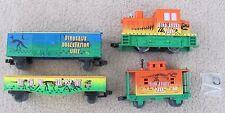 Lionel Trains Toy Train, Dinosaur Diesel Lion Chief parts O27 Gauge