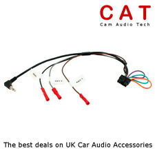 CTMULTILEAD.2 Connects2 Patch Lead for Head Units with 3 Wires