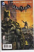 Batman Arkham Knight #1 DC 2015 1st Appearance Of Arkham Knight