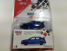 Honda Civic Type R '17 Limited Edition Mini GT TSM Mode Aegean Blue