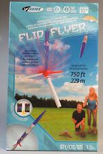 ESTES FLIP FLYER MODEL ROCKET E2X assemble rocketry space nasa launch EST1418