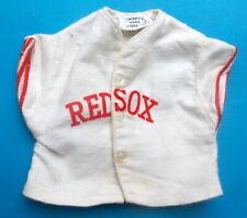 "1965 BOSTON RED SOX 13"" johnny hero rosko figure -- BASEBALL UNIFORM -- SHIRT"