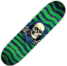 "POWELL PERALTA ""Ripper"" Skateboard Deck 8.75"" x 32.95"" 15"" WB GREEN Park Street"