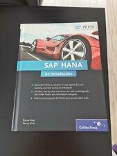 SAP Hanna An Introduction/ Fachbuch