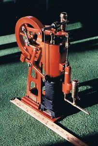 Model 1895 Denney (Ser.#167) (American Machine Co.) Hot Air Engine Casting Set