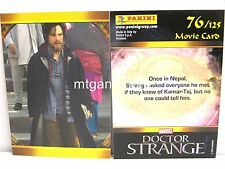Doctor Strange Movie Trading Card - 1x #076 Movie Card-TCG