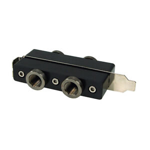 Alphacool Panama HF38 Pass-Through PCIE Slot Cover
