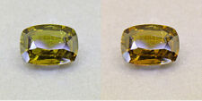 Alexandrite Untreated Ceylon Olive Green 1.57 Ct. Certified (00420)