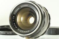 [Mint] NIKON NIPPON KOGAKU Non-Ai NIKKOR-S 35mm F2.8 From Japan #1101