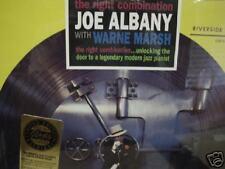 JOE ALBANY & WARNE MARSH RIGHT COMBINATION LIMITED EDITION RARE 1990 REMASTERED