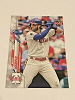 2020 Topps Baseball UK Edition Base Card - Bryce Harper - Philadelphia Phillies