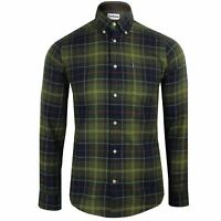 BARBOUR MENS TARTAN 4 MENS CLASSIC TARTAN TAILORED SHIRT