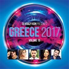 Greece 2017 Volume 19 By DJ Krazy Kon release 10/03/2017
