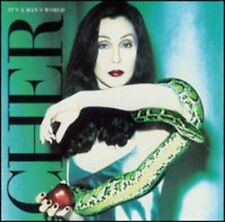 CHER IT'S A MAN'S WORLD CD NEW