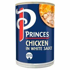 Princes Chicken in White Sauce 6 x 392g