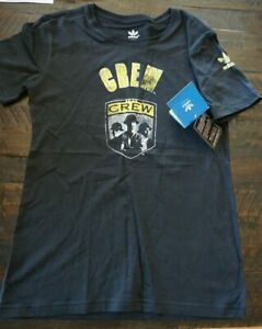 New NWT Adidas COLUMBUS CREW SC Soccer YOUTH GIRLS M Medium 10/12 Shirt MLS $25