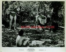 "Mike Henry Tarzan And The Valley Of Gold Original 8x10"" Photo #M2628"
