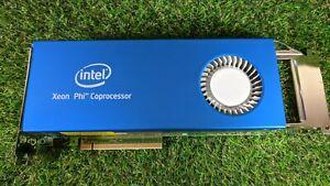 Intel Xeon Phi Coprocessor G86604-300 1.238GHz 16G  61Cores SC7120A