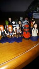 Doctor Who Mini Figures - Lot of Fifteen