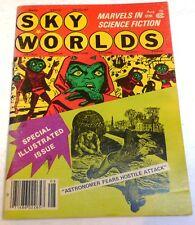 Skyworlds – US Digest – August 1978 - Vol.1 No.4 - Chadwick, Ackerman