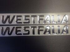 Volkswagen Westfalia Eurovan Stickers Decal Vanagon Sticker Restoration Set 3D