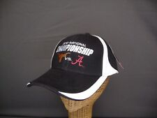 2010 TEXAS vs ALABAMA BCS NATIONAL CHAMPIONSHIP HAT