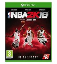 NBA 2k16 Xbox One 1 Basketball Basket Ball 2016