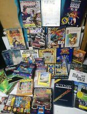 Vintage Commodore Amiga 1200 / 500 plus Bundle Of Big Box  Games
