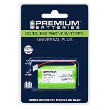 Premium Batteries Uniden BT-1007 HHR-P104 Universal Cordless Phone Battery AA2