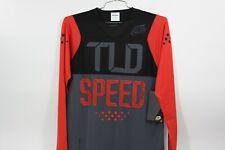 2019 Troy Lee Designs Skyline Speed Shop L/S Jersey Medium Red/Black