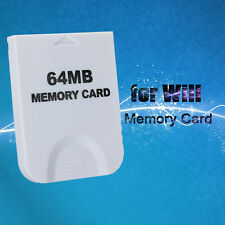 Brand New 64MB 64 MB 64 M Memory Card Stick for Nintendo Wii Gamecube NGC GC