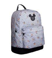 Mickey Mouse Disney School Bag Backpack Satchel Rucksack Shoulder Bag