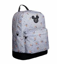 Mickey Mouse Disney School Bag Backpack Satchel Rucksack Shoulder Bag