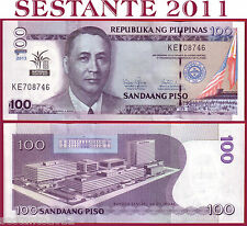 PHILIPPINES  FILIPPINE 100 PISO 2013 Commemorative Year of Rice - P New  FDS/UNC