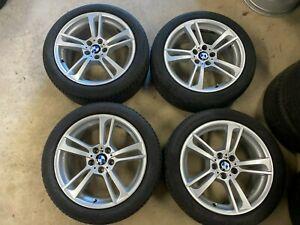 "19"" Inch Summer Wheels Styling 369 M BMW X3 X4 F26 F25 7844250 Rims 369M M SPORT"