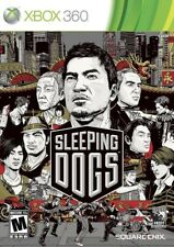 Sleeping Dogs Xbox 360 Game Complete