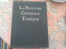 LA PEINTURE GOTHIQUE TCHEQUE 1350/1450 A MATEJCEK/J PESINA 279 PEINTURES HT