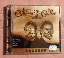 James Galway & Phil Coulter CD Legends, Best Loved Celtic Melodies (1997, BMG)