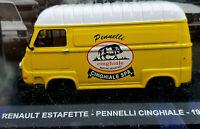 Renault Estafette Pennelli Cinghiale 1974 - Scala 1:43 Die Cast - DeAgostini