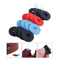 4Pcs Silicone Fender Strap Lock System Easy Install For Guitar Bass FE